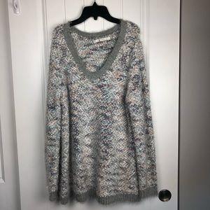 Lauren Conrad mohair knit sweater